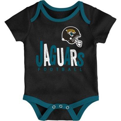 NFL Infants  Jacksonville Jaguars Little Tailgater Onesie Set  1c115be1e