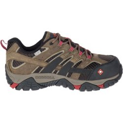 Women's Moab 2 Vent Lace Up Work Shoes