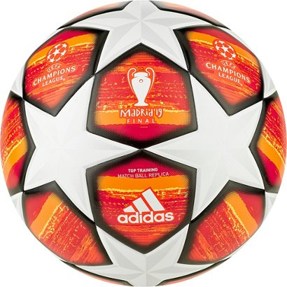 size 40 1aab8 06437 ... adidas UCL Finale Madrid Top Training Soccer Ball. Soccer Balls.  Hover Click to enlarge