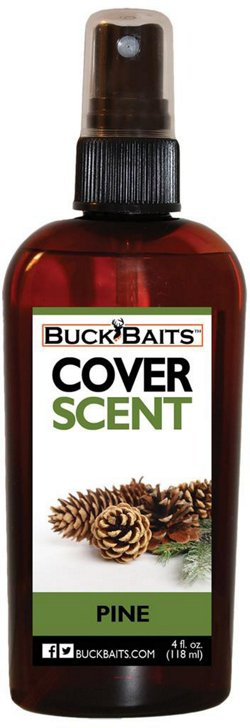Buck Baits 4 oz Pine Cover Scent