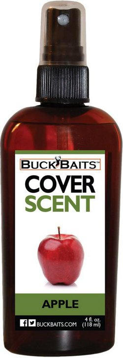 Buck Baits 4 oz Apple Cover Scent