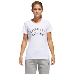 adidas Women's Breaking Ceilings T-shirt