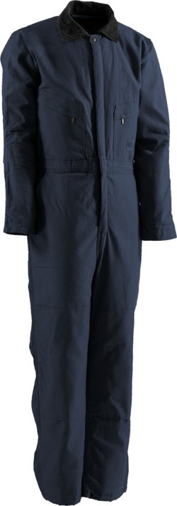Berne Men's Deluxe Twill Insulated Coveralls