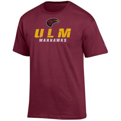 b983b9edf ... University of Louisiana at Monroe Speed Name T-shirt. Clothing.  Hover Click to enlarge