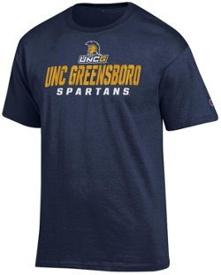 Champion Men's University of North Carolina at Greensboro Speed Name T-shirt