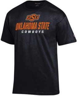 Champion Men's Oklahoma State University Speed Name T-shirt