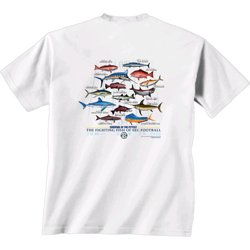 Men's SEC Multi Fish T-shirt