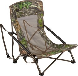 Game Winner Low-Profile Camo Mesh Turkey Chair