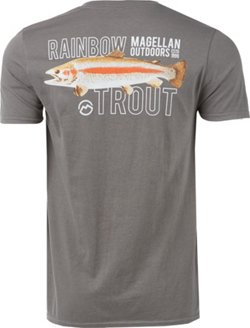 Magellan Outdoors Men's Rainbow Trout Graphic T-shirt