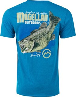 Magellan Outdoors Men's Angling for Action Graphic T-shirt