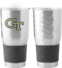 Boelter Brands Georgia Tech 30 oz Diamond Plate Ultra Tumbler