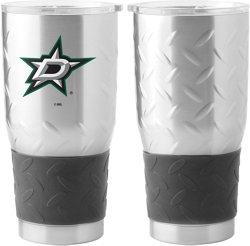 Boelter Brands Dallas Stars 30 oz Diamond Plate Ultra Tumbler