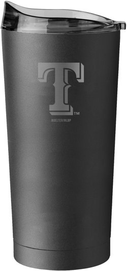 Texas Rangers 20 oz Premium Powder Coat Ultra Tumbler