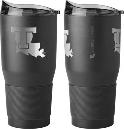 Boelter Brands Louisiana Tech University 30 oz Premium Powder-Coat Ultra Tumbler