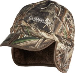 Magellan Outdoors Men's Heavyweight Bomber Camo Hat
