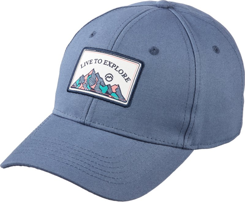 Magellan Outdoors Women's Multi-Rose Hiking Cap (True Navy, Size One Size) – Men's Outdoor Apparel, Men's Hunting/Fishing Headwear at Academy Sports