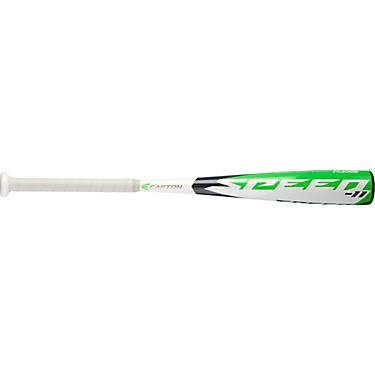 EASTON Kids' Speed 2019 Senior League Aluminum Junior Big Barrel Baseball  Bat -11