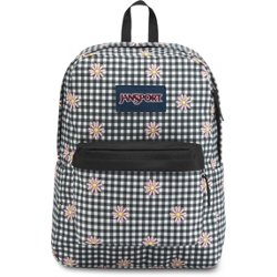 SuperBreak Gingham Daisy Backpack