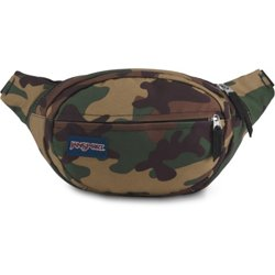 Classic Fifth Ave Camo Fanny Pack
