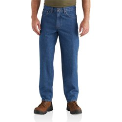 Men's Relaxed Fit Tapered Leg Jeans