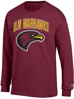 Champion Men's University of Louisiana at Monroe School Arch Long Sleeve T-shirt