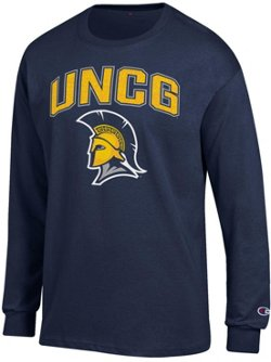 Champion Men's University of North Carolina at Greensboro School Arch Long Sleeve T-shirt