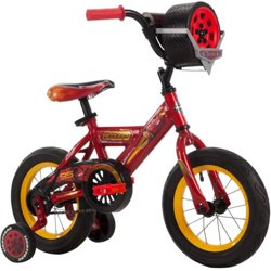 Boys' Disney Cars 12 in Bicycle