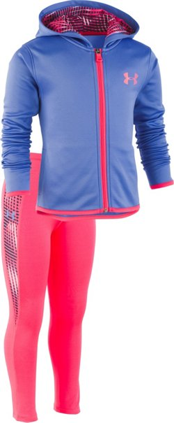 Under Armour Toddler Girls' Ototoxic Track Set