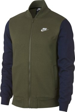 Men's Sportswear Fleece Bomber