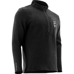 Men's Channel 1/4 Zip Fleece