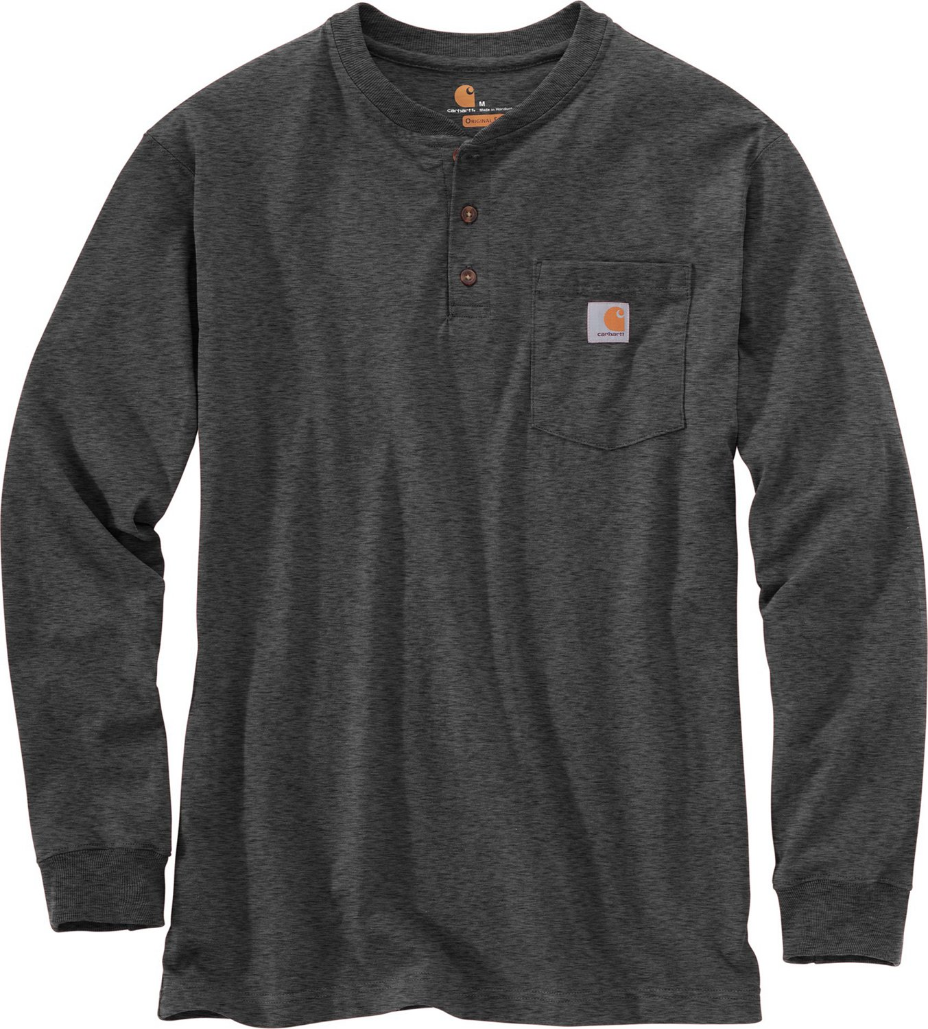 2240ee8e64985 Display product reviews for Carhartt Men s Long Sleeve Workwear Henley