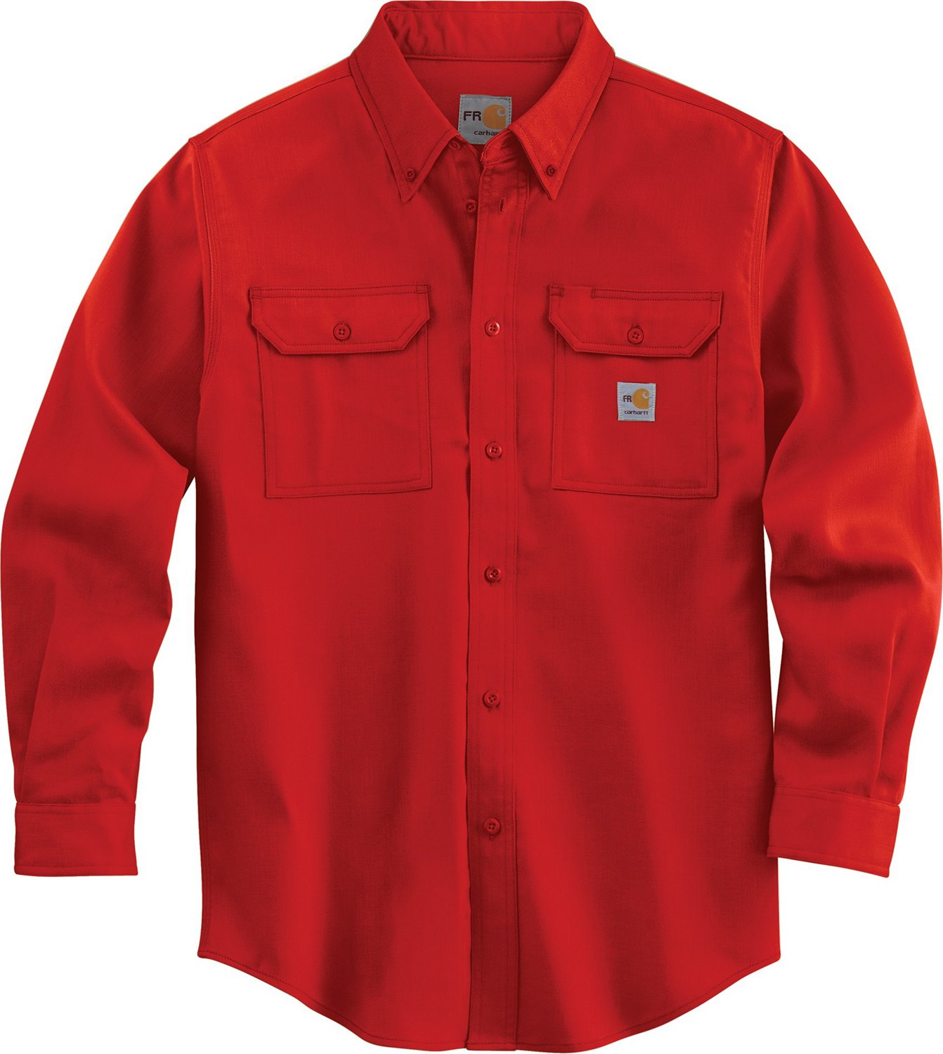 6248f1e8dd Display product reviews for Carhartt Men's Flame-Resistant Work-Dry  Lightweight Twill Shirt