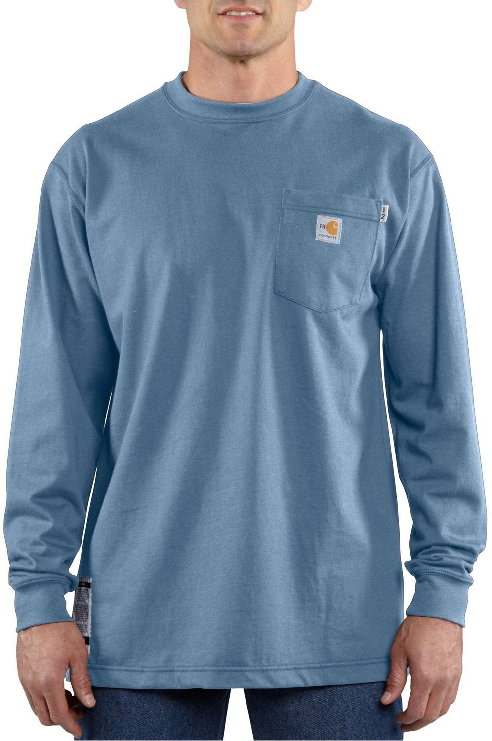 6eade9fbdfe4 Display product reviews for Carhartt Men s Work Dry Flame Resistant Long  Sleeve T-shirt