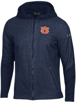 Under Armour Men's Auburn University Phenom Full Zip Hoodie