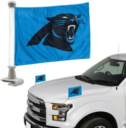 Team ProMark Carolina Panthers Team Ambassador 4 in x 6 in Flag