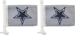 Team ProMark Dallas Cowboys Team Ambassador 4 in x 6 in Flag