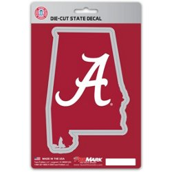 University of Alabama State Decal