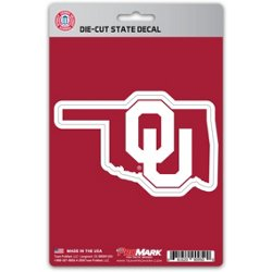 University of Oklahoma State Decal