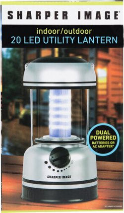 Sharper Image 20 LED Lantern
