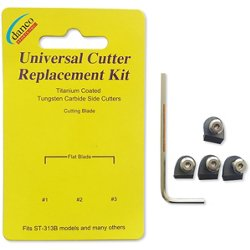 Universal Side Cutter Replacement Blades