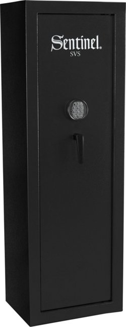 Stack-On Sentinel SVS Series Fireproof 12-Gun Safe