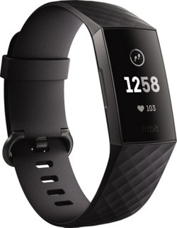Fitbit Charge 3 Non-NFC Fitness Tracker