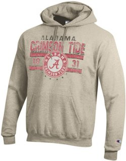 Champion Men's University of Alabama Fleece Hoodie