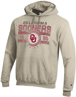 Men's University of Oklahoma Fleece Hoodie