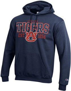 Champion Men's Auburn University Fleece Hoodie