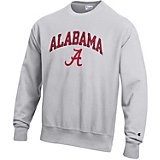 Champion Men's University of Alabama Reverse Weave Fleece Shirt