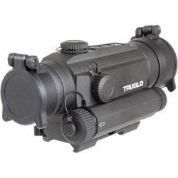 Red-Dot Tru-Tec 1 x 30 R-LSR BOX Optics with Integrated Laser
