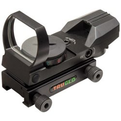 Red-Dot Open 4-Reticle Optics