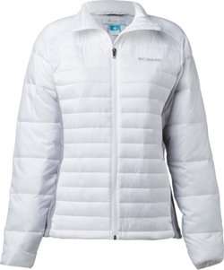 Columbia Sportswear Women's Powder Pillow Hybrid Jacket