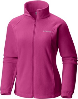 Columbia Sportswear Women's Benton Spring Plus Size Fleece Jacket